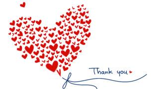 感謝の気持ちを書くにつなげるメッセージのポイント
