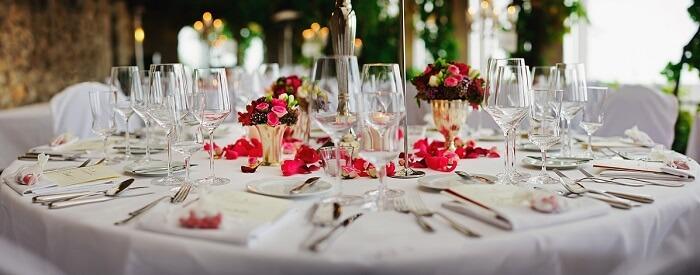 大手ブライダル企業が主催する婚活パーティーに参加する