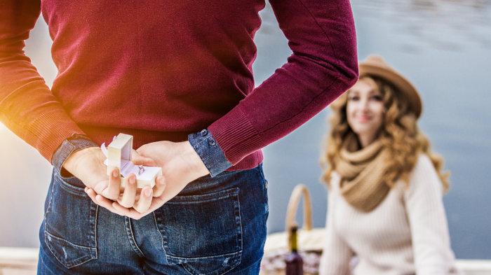 プロポーズの雰囲気を作る