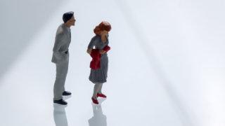 婚活市場における男女の年齢差