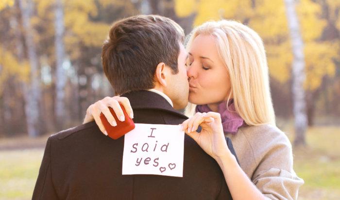 プロポーズで伝える言葉