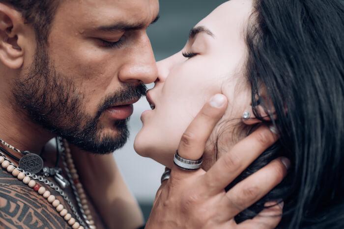 交際中のキスのタイミング