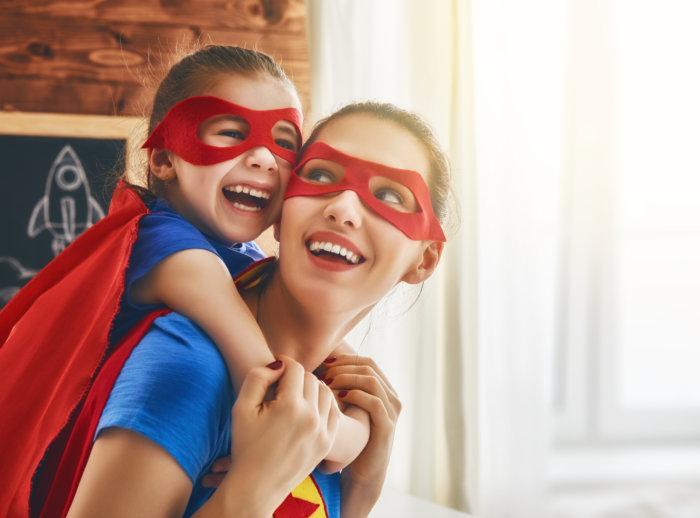 シングルマザーでもパーティーへの参加は十分に可能