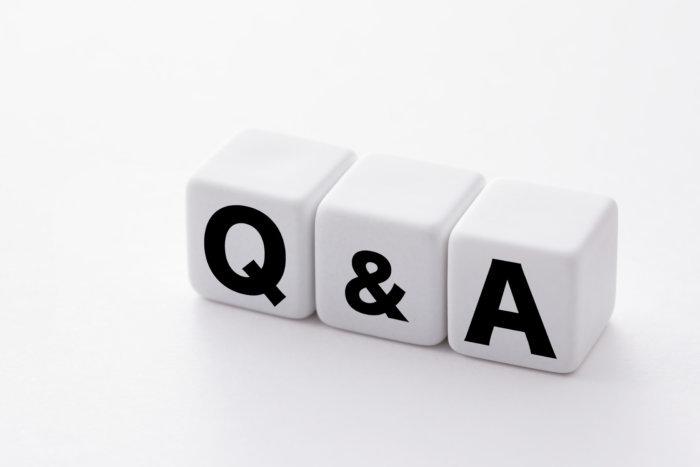 メールに必ず質問を1つ入れる
