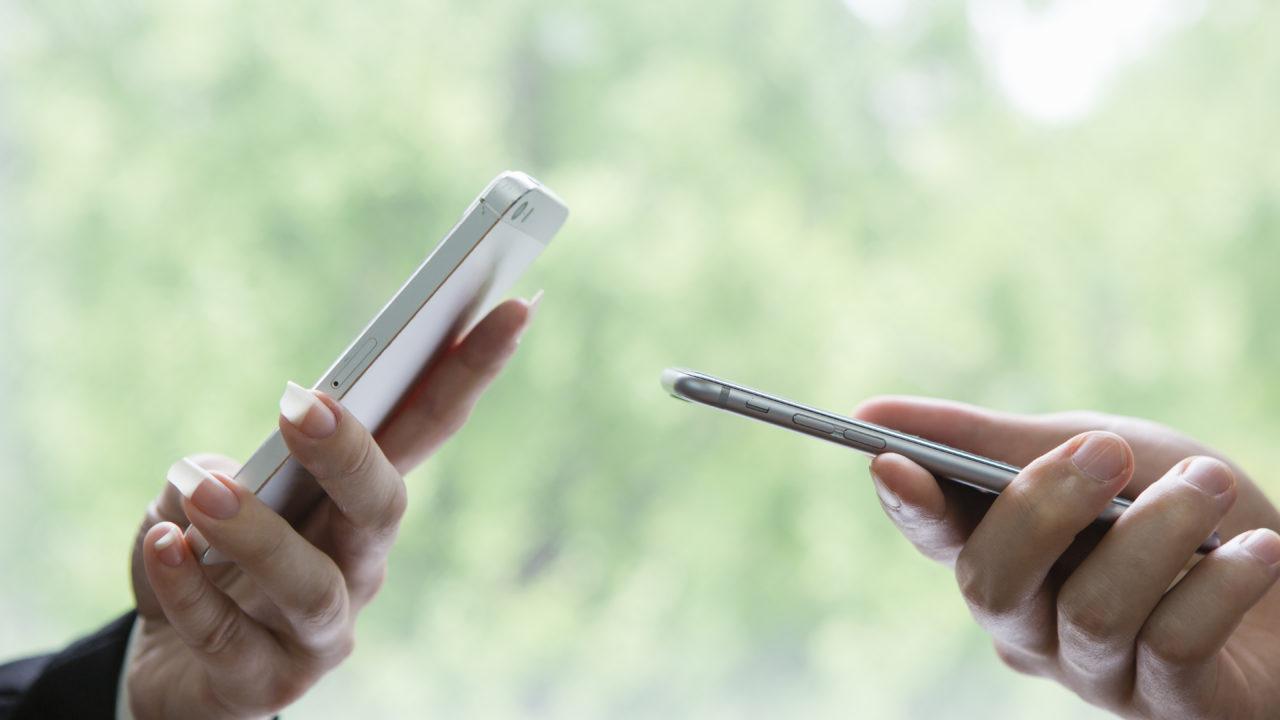 婚活サイトやアプリでLINEのIDを交換するタイミング!連絡先を交換したくない相手を断る方法も紹介