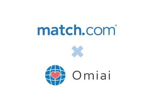 マッチ・ドットコム × Omiai