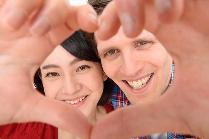 積極的に婚活する