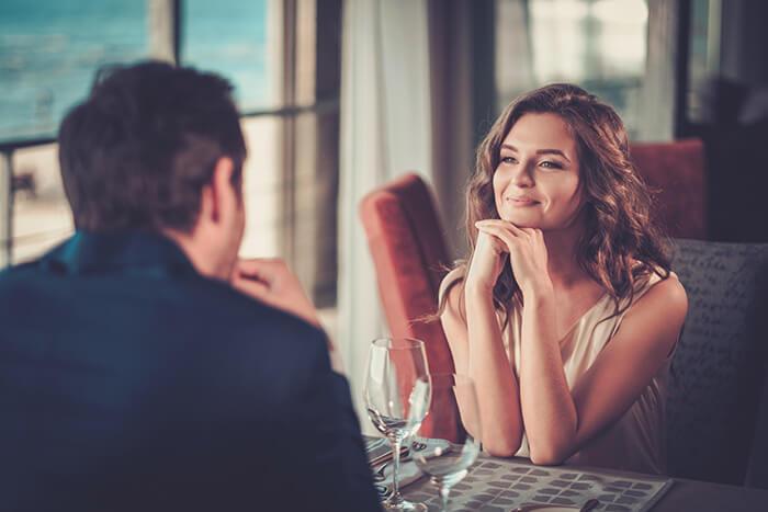 結婚の条件を伝える