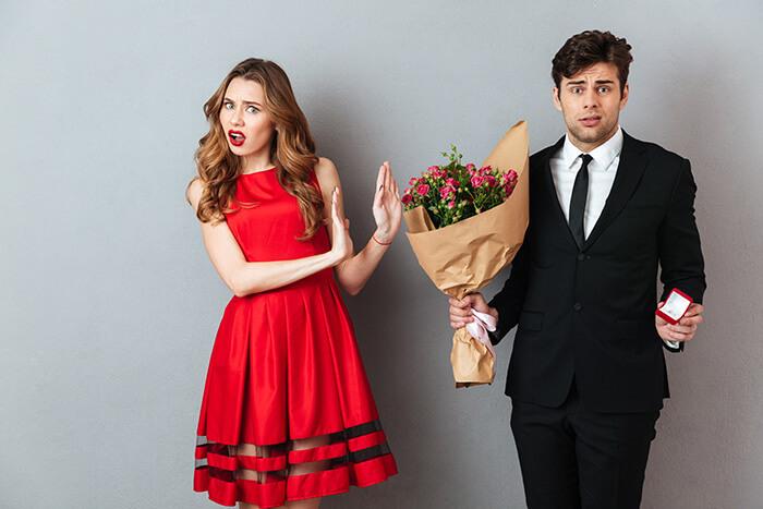 婚活で断ることは悪いことではない!