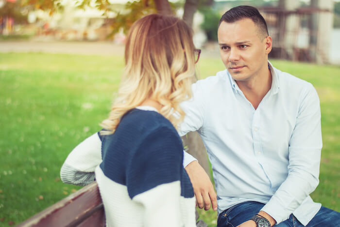 原因①婚活に対する真剣さが感じられない