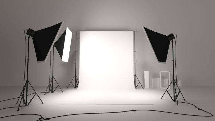 クオリティの高い写真ならスタジオ撮影が一番
