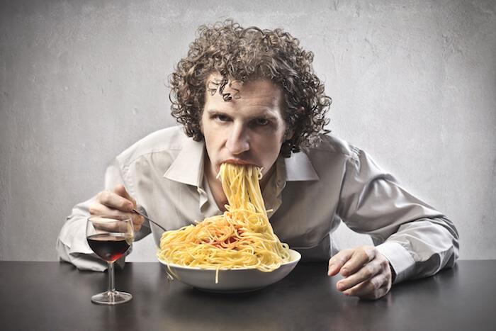 食事のマナーに気をつける