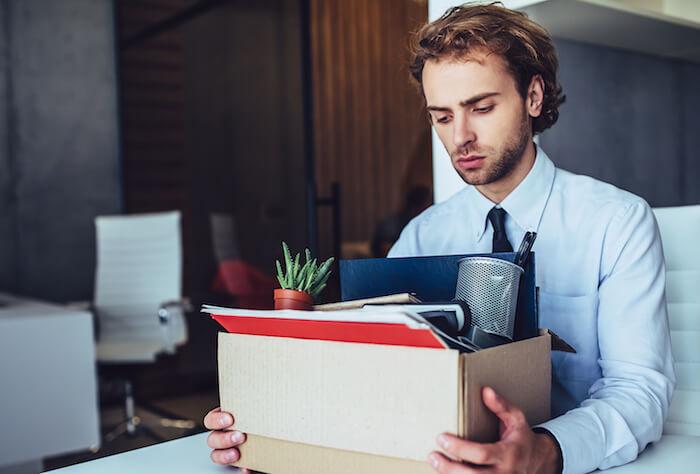 転職など仕事での変化